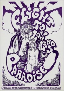 poster flight 1967
